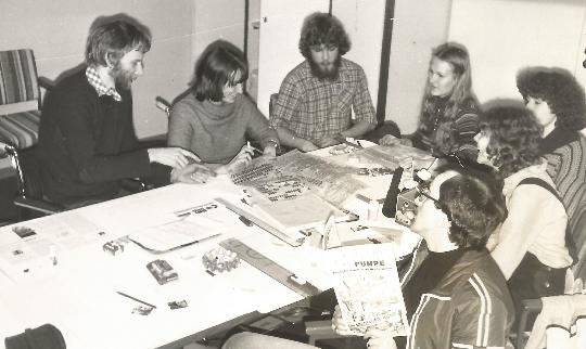 Mein Start in der Behindertenbewegung 1978
